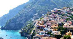 Joyau de la Côte Amalfitaine : Positano | Italie-decouverte
