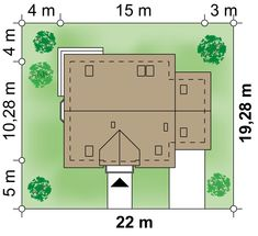 Projekt domu Alabaster bis 146.57 m² - Domowe Klimaty Floor Plans, Diagram, Floor Plan Drawing, House Floor Plans