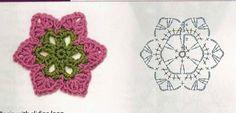#ClippedOnIssuu from 144 crochet motifs