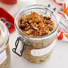 Your Very Own Granola