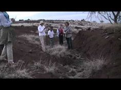 Geoff on water catchment and more