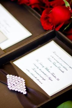 Burgundy Callas Invitations Birchcraft Wedding Ideas