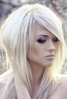 Love this haircut.... I might do it like this