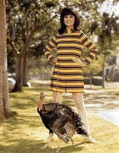 Marlo Thomas, That Mod Girl! Fashion Tv, 1960s Fashion, Girl Fashion, Vintage Fashion, Gamine Fashion, Young Fashion, Fashion Ideas, The Girl From Uncle, Girls Tv Series