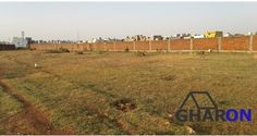24000 sq.ft open land area in sale tax colony road | Gharon