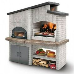 Image result for chimney fireplace grill