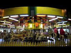 Take a ride on a vintage carousel - Perkasie Carousel Menlo Park Perkasie PA