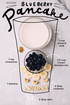 smoothie recipes for kids ~ smoothie recipes . smoothie recipes for kids . smoothie recipes with yogurt . Easy Smoothie Recipes, Easy Smoothies, Smoothie Drinks, Detox Drinks, Nutribullet Recipes, Smoothies With Oats, Protein Smoothies, Ninja Blender Recipes, Cacao Smoothie
