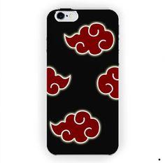 Naruto Akatsuki Shinobi Ninja For iPhone 6 / 6 Plus Case
