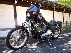 1000+ images about fxr on Pinterest | The gold, Murdered out and Sonny barger