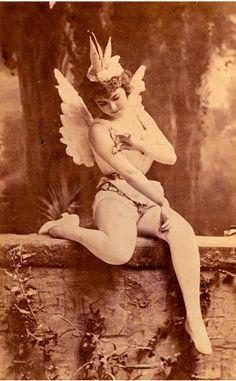 Vaudeville and Silent Screen Actress Fanny Ward