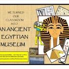 This packet will give you everything you need to make teaching Egypt a fantastic experience!  I have made museums with my students and it is just a...