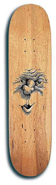"Girl: Eric Koston, ""Board Face"" by Andy Jenkins Sampling, via Flickr"