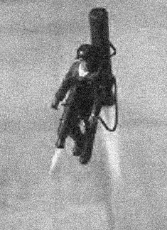 The Nazi Jetpack Rocketeer, a design to be used as a manned invasion of the USA (...)