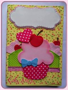 Discover recipes, home ideas, style inspiration and other ideas to try. Foam Crafts, Diy And Crafts, Crafts For Kids, Kitty Games, Art Drawings For Kids, Decorate Notebook, Notebook Covers, Candyland, Kids Cards
