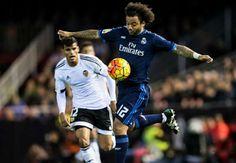 FORUM BERITA OLAHRAGA LISBOA: PREDIKSI La Liga Spanyol: Real Madrid vs Valencia