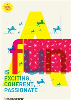 Wolff Olins  Clipped from: http://www.wolffolinsblog.com/