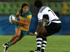 Australia wins Rio 2016 women's Rugby Sevens Rugby Wedding, Hammer Throw, Rugby Sevens, Womens Rugby, Rio Olympics 2016, Rugby League, Rio 2016, Just Girl Things, My Goals