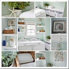 laundry decor - Google Search