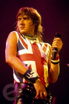 joe elliott def leppard | Joe Elliott-Def Leppard - Def Leppard and Rockstar Photographs