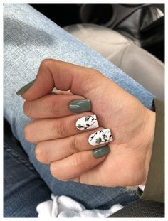 Gorgeous 40 summer and spring nail designs and art ideas 2019 looks . - Gorgeous 40 summer and spring nail designs and art ideas 2019 looksg … – – # Spring Nails Des - Spring Nail Art, Nail Designs Spring, Spring Nails, Nail Art Designs, Fall Nails, Summer Nails, Green Nail Designs, Gel Designs, Nails Design