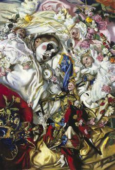 Clowns - The Art of Teresa Oaxaca
