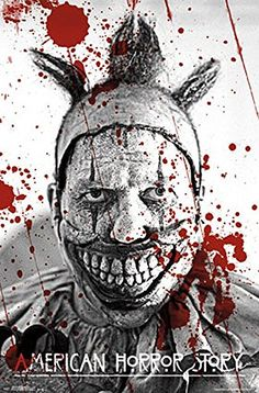 American Horror Story- Twisty Poster 22 x 34in – Classic Poster Collector