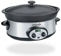 Kjøp 5,7 L Sauté - Slow cooker fra Crock-Pot - tretti.no