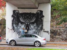 Street art, Pasila, Helsinki