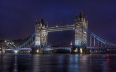 Tower Bridge, Londres, puente