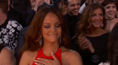 New party member! Tags: happy rihanna grammys pleased the grammys my heart 2017 grammys