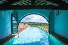Casale Pienza - Casa vacanze con 14 Posti Letto in 8 Camere | Pienza | Toscana | Italia