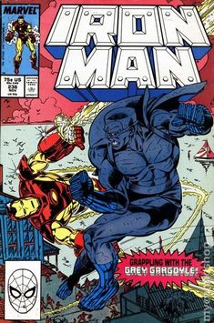 Marvel comics Iron Man Back Issues Modern age Comics, Vintage and Collectibles Iron Man Comic Books, Comic Books Art, Comic Art, Tony Stark, Marvel Heroes, Marvel Comics, Marvel 3, Pub Vintage, Iron Man Art