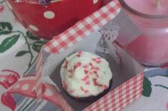 DIY cupcake paper box template