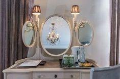 Hôtel La Maison d'Igor Furniture, Home Decor, Table Mirror, Lake Geneva, Home, Decoration Home, Room Decor, Home Furnishings, Arredamento