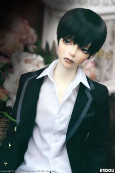 NEW EVAN with Make Up & Tension String Type|DOLKSTATION - Ball Jointed Dolls Shop - Shop of BJD Dolls