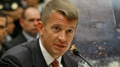 Erik Prince testifies before House Intelligence Committee