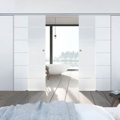 Sliding Glass Door, Sliding Doors, Contemporary Interior Doors, Track Door, Hand Injuries, Double Glass, Safety Glass, Palm Springs, Kitchens