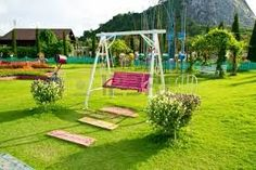 columpio jardin ARBOL - Buscar con Google