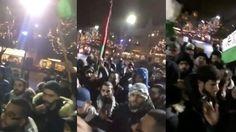 """""""Vi ska skjuta judarna"""": Intifada utlyses från Malmö"""
