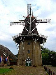 Eenrum, holland, netherlands,