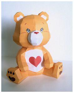 Care Bears - Tenderheart