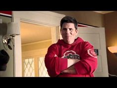 NCAA Football 13 Commercial. Desmond Howard in an Ohio State uniform. Not in his house, junior! The horror!