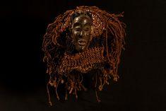 Dance mask - Nganguela - Angola