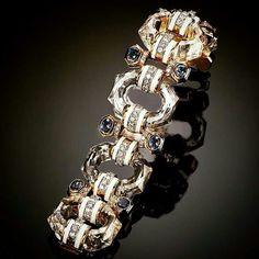 @realm_of_jewellery Fabulous Twilight bracelet, Veschetti collections