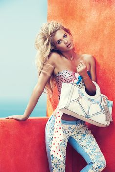 #Guess #Sexy #Spring 2014 #Accessories
