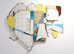 "Recap Clemens Behr ""Disassembly Lines"" Penindaplinena Gallery Book Installation, Berlin, Art Pictures, Art Pics, Graffiti, Sculpture Art, Sculptures, Behr, Mixed Media Collage"