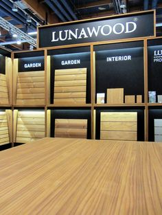 Modular exhibition stand @Finnbuild 2014. Designed by Karell Design