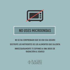 ¡Atención! #Salud #Bienestar #Nutrición www.placeresorganicos.com