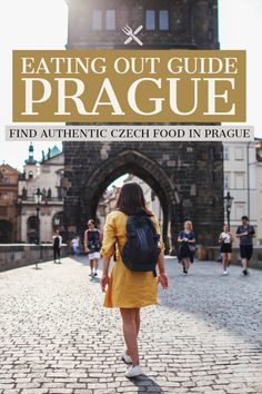 Czech Cuisine and Restaurant Guide for Prague travel destinations 2019 Together with fine dining restaurants & cheap eats, this Prague eating out guide has the list of authentic Czech food you need to taste while in Prague European Destination, European Travel, Prague Restaurants, Prague Nightlife, Prague Hotels, Visit Prague, Prague 1, Prague Castle, Prague Travel Guide